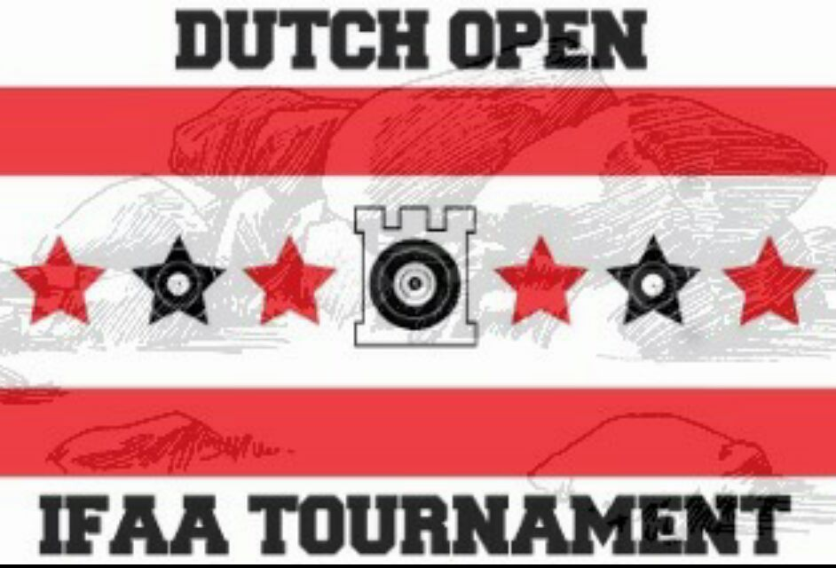 Dutch Open IFAA